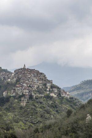 favorable: Apricale - favorable destination in Ligurian Apennines