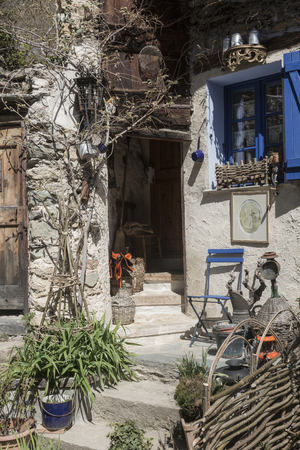 impressions: Impressions and details from the small French village of Tende Editorial