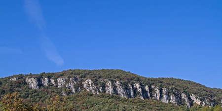 italien: Die Kletterfelsen von Marciaga werden von vielen sportbegeisterten Gardaseetouristen besucht