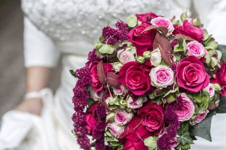 indispensable: An indispensable accessory for any bride - the bridal bouquet