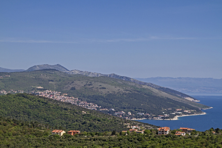 the east coast: Rabac is located in a fantastic location on the east coast of Istria and is visited by countless travelers each year