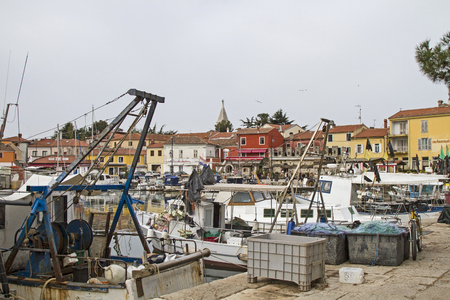 adria: The idyllic fishing village of Novigrad is situated on a peninsula on the west coast of Istria