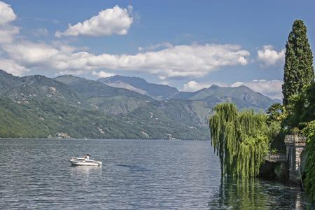 piedmont: The idyllic Lago Orta is a lake in the Northern Italian region of Piedmont