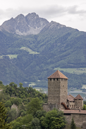The Castle Tyrol in the Burggrafenamt near Merano was the ancestral castle of the Counts of Tyrol and the cradle of the Tyrol state
