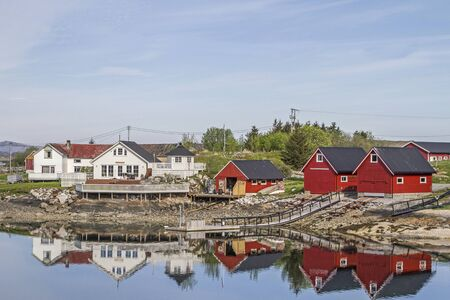 Different architectural taste - architectural styles in residential and holiday homes in Norway