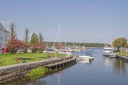 Amal ist eine kleine schwedische Stadt, die am Westufer des Vänersees gelegen ist und von vielen Touristen besucht wird.