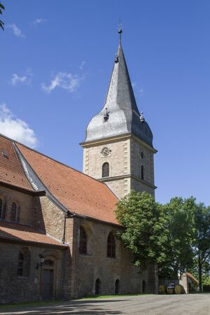 Church in the former monastery of Wöltingerode