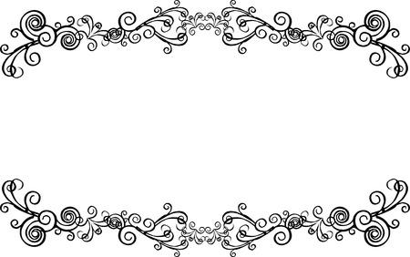 Marcos decorativos para invitaciónes boda - Imagui