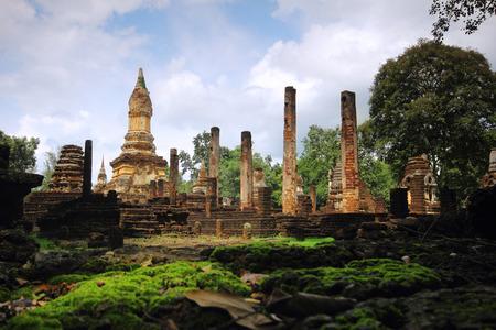 history building: Sukhothai history building