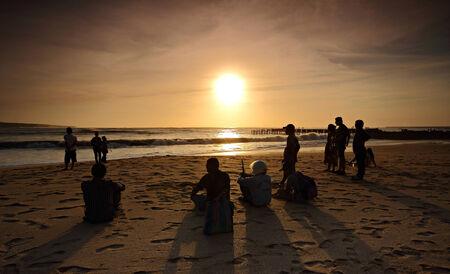 kuta beach Bali, Indonesia photo