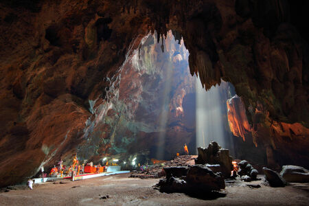 cave light photo