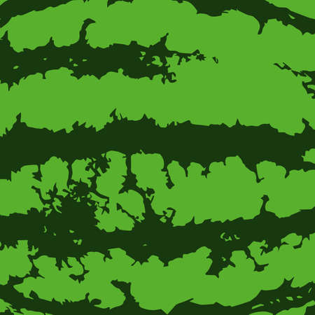 Watermelon bright green texture. Green summer pattern