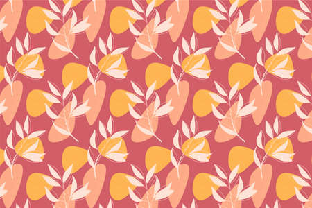 Abstract pattern. Autumn natural background.