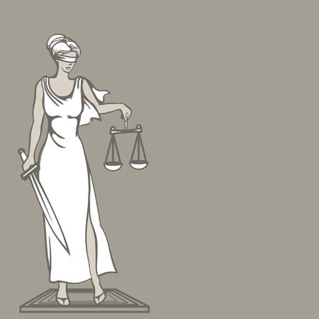 femida: Themis (Femida) - goddess of justice.