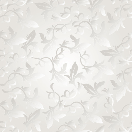seamless damask: Elegant stylish abstract floral wallpaper. Seamless pattern