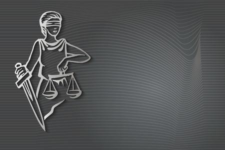 advocate: Themis (Femida) - goddess of justice.