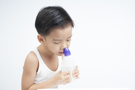 aspirator: Sometime my children has not a smooth breath and they practice