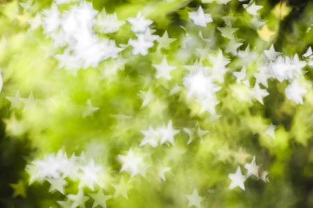 feeling up: I woke up in the sunny day and shoot a few type of bokeh that feeling relax and fresh. Stock Photo