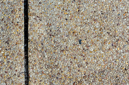 exposed aggregate finish on the floor photo