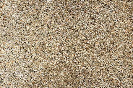 aggregate: pink tone exposed aggregate finish on the floor