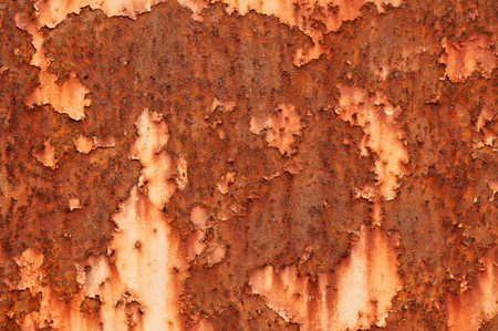 colord: Rust and fragment vintage iron plate background texture