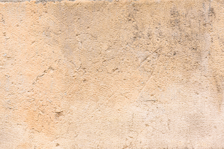 concrete surface finishing: Old stone and cement wall surface texture background. Stock Photo