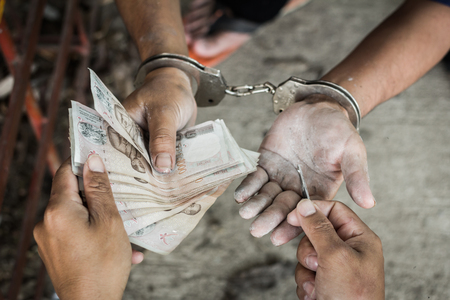 prisoner give money for freedom