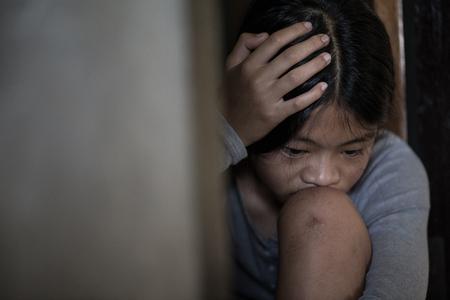Stoppt Gewalt gegen Kinder, Das Konzept, Gewalt gegen Kinder zu stoppen. Konzept zum Tag der Menschenrechte. Konzept zur Bekämpfung des Menschenhandels.