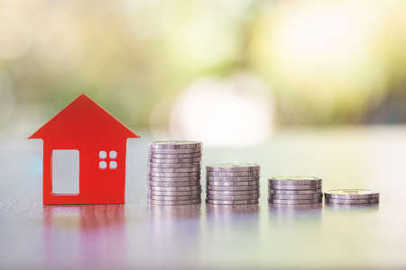 Concept of real estate investment.