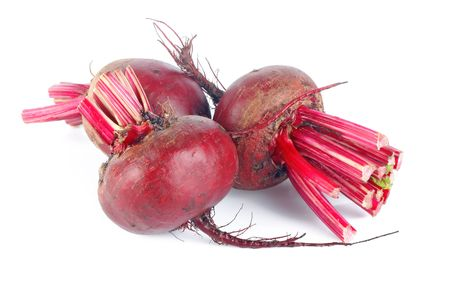 rote: Three beetroot