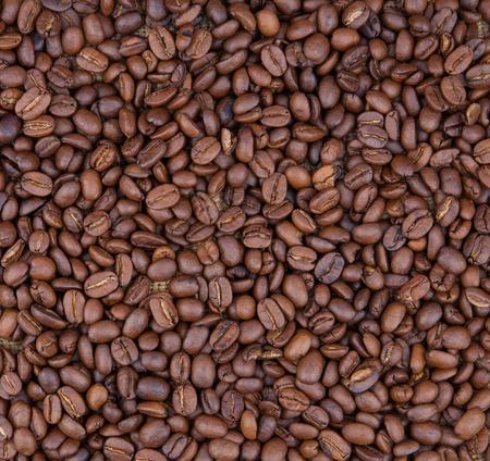 ingredient: Coffee beans background, food ingredient photo