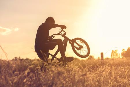 exhilarating: Shadow Boy Cycling