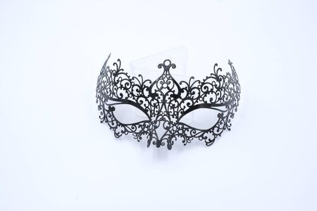 venetian masquerade isolated mask luxury for party