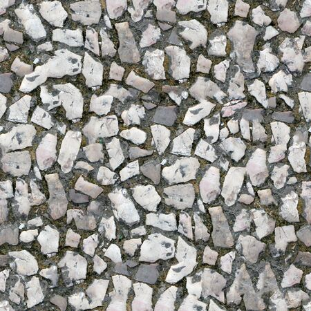 image size: Seamless tile pattern of a stone pavement. This is seamless pattern, meaning you can create an arbitrary image size by simply concatenating several of these images together. Each edge of this image matches with the opposite edge.