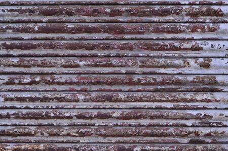Rouler porte métallique texture, fond Banque d'images - 24796273