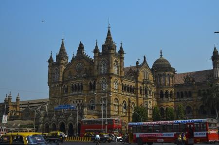 terminus: Chhatrapati Shivaji Terminus railway station
