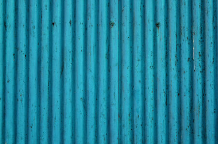 ridge of wave: Corrugated metal sheet texture background