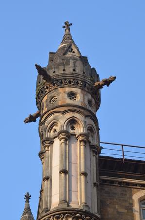terminus: Chhatrapati Shivaji Terminus (Victoria Terminus) de Mumbai