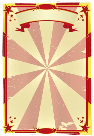 show bill: un cartel de circo utiliza para su show