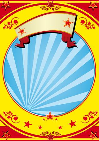 message vector: Un fondo de fiesta para un cartel