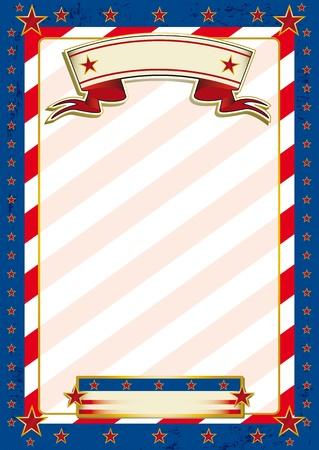 포스터의 애국 배경입니다.