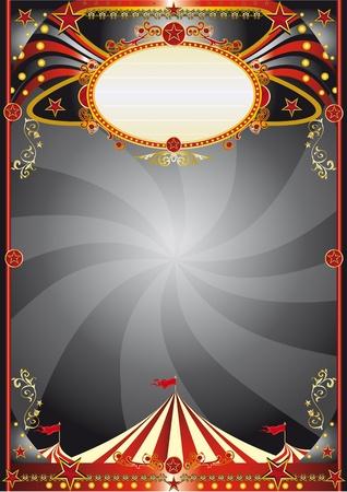 Ein Zirkus backgrount für Ihre Show.
