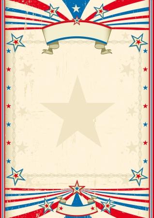 patriotic border: Un fondo tricolor con un marco grande para ti