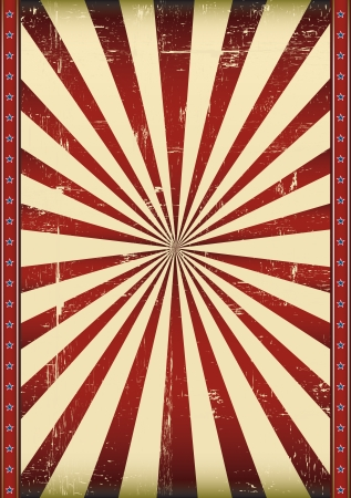 revelry: A poster like a grunge flag background