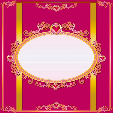 i label: A Valentine s card for you