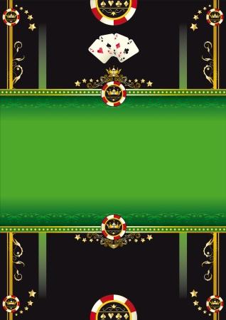 torneio: Um cartaz para um torneio de poker