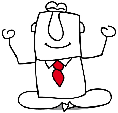 self control: Meditation is very important for a businessman  Keep cool
