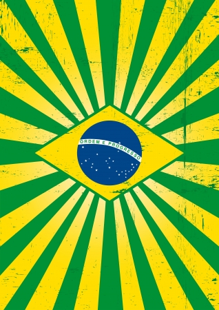 A poster on brazilian theme for you