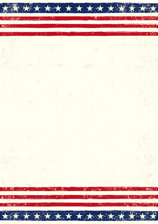 An american theme background