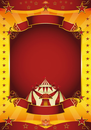 performing arts event: A baroque circus poster for you